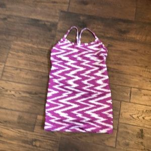 Ivivva tank top size 6